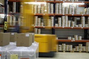 gestion de la chaîne logistique et transport